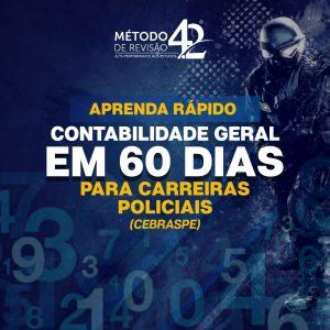 contabilidade geral - área policial - metodo4ponto2
