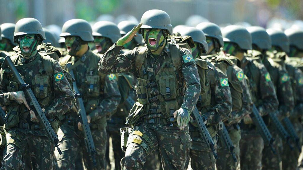 Disciplina militar nos estudos